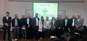 Distribuidores de Henkel Argentina en la apertura del Programa VALOR en Rosario