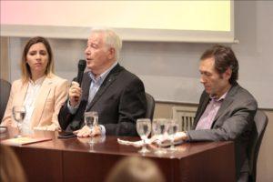 Donatela Orsi, Leonardo Chullmir, Gustavo Béliz
